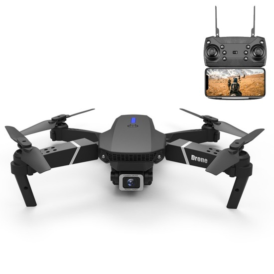 DRONE WITH DOUBLE CAMERA