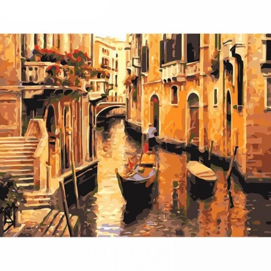 PAINT BY NUMBERS - VENICE